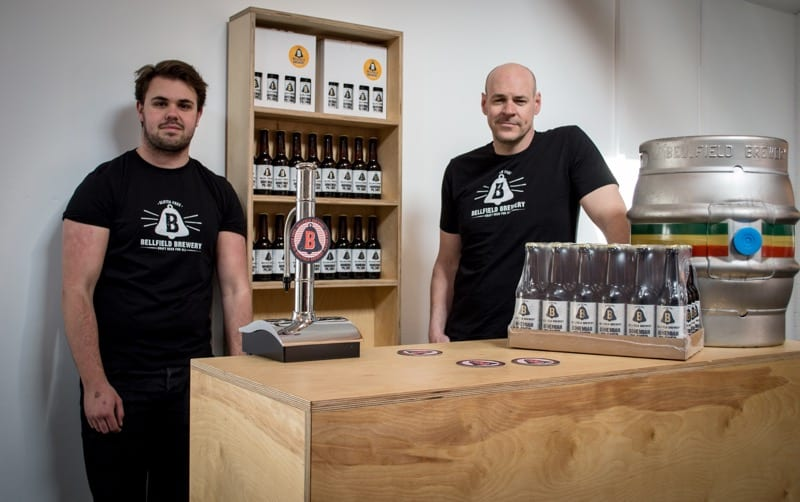Drink: Bellfield Brewery to trial Gluten Free Barley