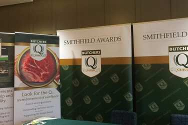 Q Guild Smithfield awards judging