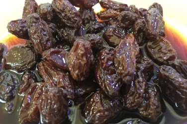 glasgow foodie exporers boozy fruit recipe