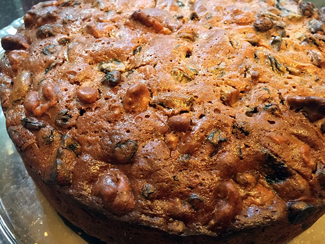 Recipe: Dan Lepard's Caramel Christmas Cake