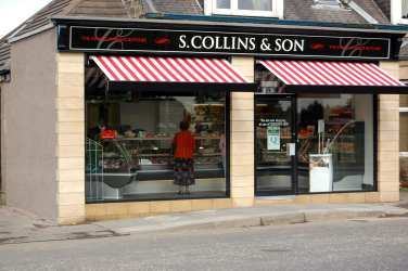 S Collins Glasgow Butcher of the year