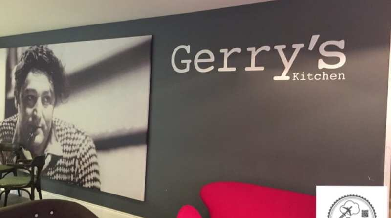 Gerry's Kitchen food London cafe Stratford