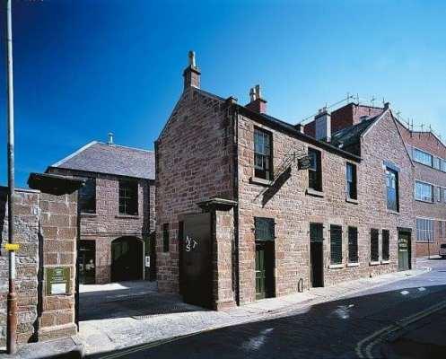 Verdant works jute museum Dundee