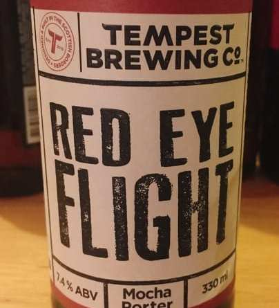 Tempest brewing co red eye flight beer review