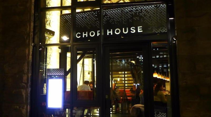 Food review: Chop House, Arch 15, E Market St, Edinburgh