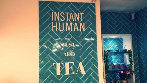Eteaket Edinburgh - instant human