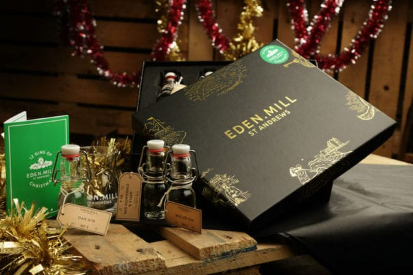 eden mill 12 gins of christmas