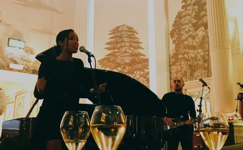 Event: The Balmoral and Ruinart Winter Sessions