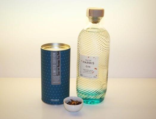Eteaket Isle of Harris Gin tea