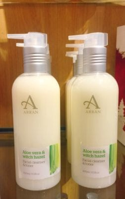 Arran aromatics sense of scotland