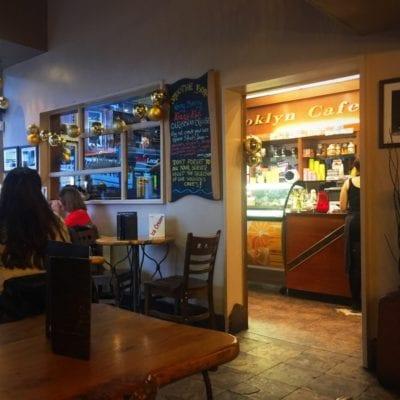 Brooklyn cafe Shawlands glasgow