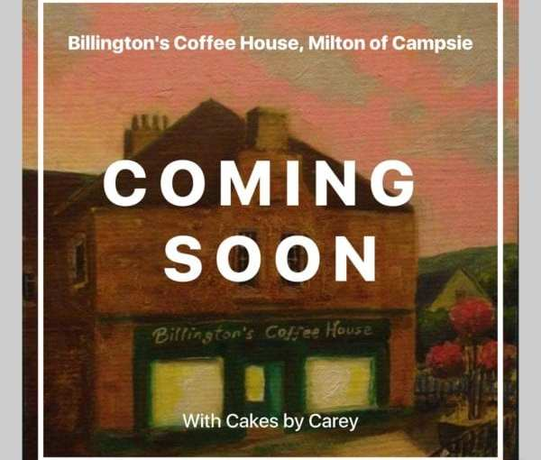 Another site for Billington's of Lenzie
