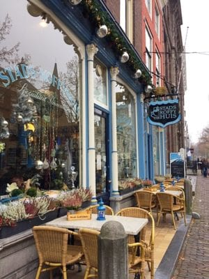 Stads koffyhuis coffee shop delft