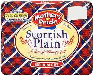 Scottish bread