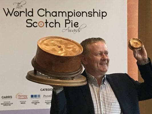 World scotch pie awards