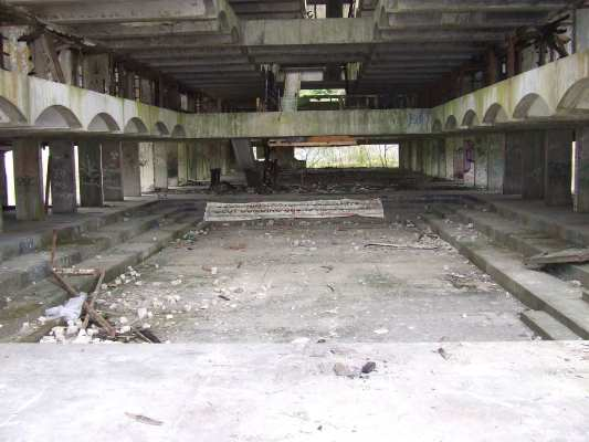 St. Peter's Seminary Cardross glasgow