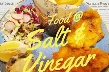 Salt & Vinegar glasgow