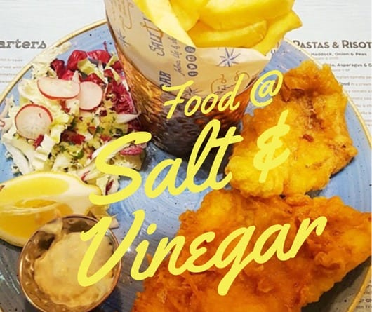 Food review: Salt and Vinegar, 1044 Pollokshaws Road, Glasgow