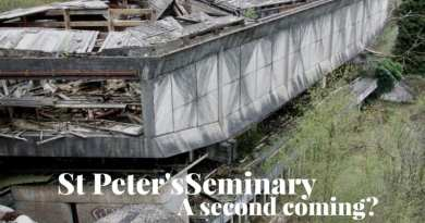 St Peters Seminary, Cardross – A second coming?