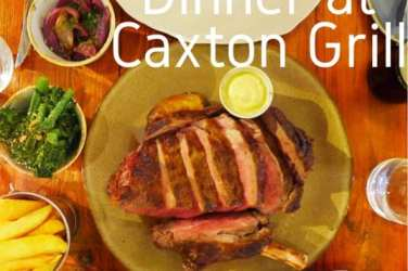 Caxton grill josper London