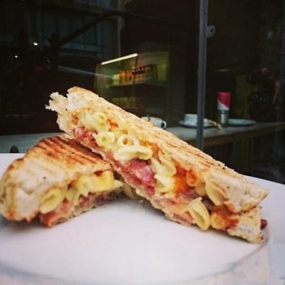 5 of the best toasties in Glasgow Where the monkey sleeps