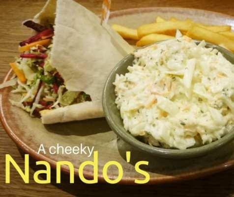 Nando's silverburn glasgow