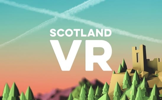 Travel: Virtual Reality App from Visit Scotland