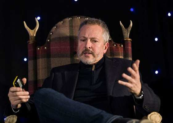 Event review: An audience with Nick Nairn