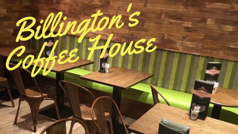 Billingtons Coffee House