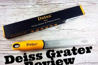 Deiss zester and grater review