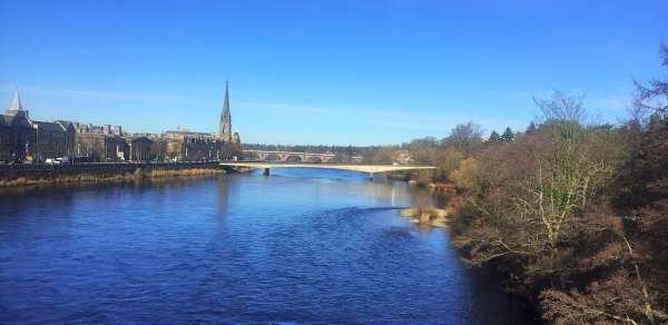Perth Scotland Scottish staycation holiday