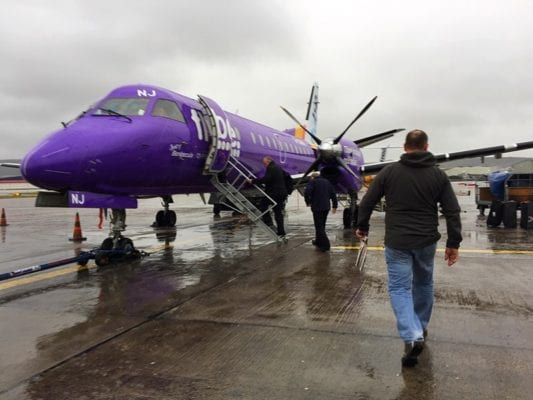 Flybe Scotland Scottish staycation holiday