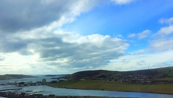 Scalloway Scotland Scottish staycation holiday