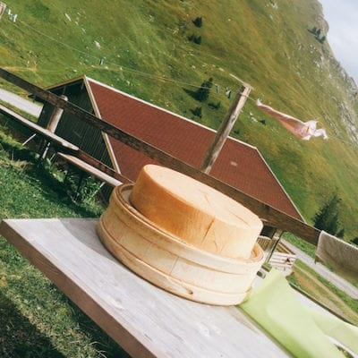 rupp cheese press trip austria