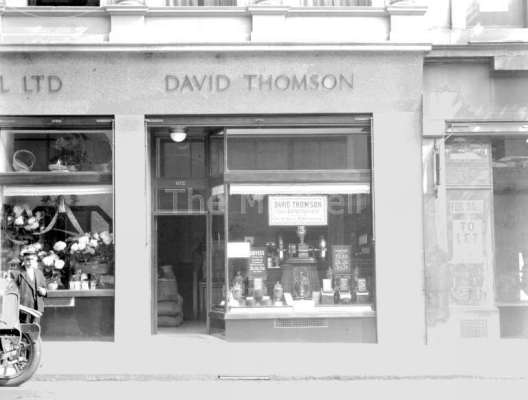 Thomsons Coffee St Vincent Street
