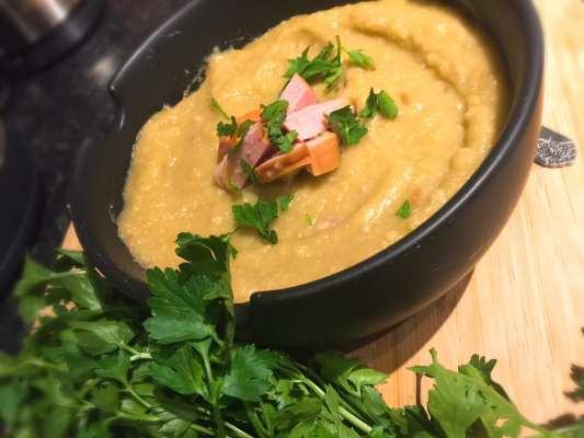 snert dutch split pea soup recipe