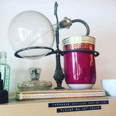thomsons coffee naperian pot
