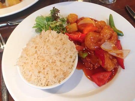 Food review: Dragon-I, Glasgow