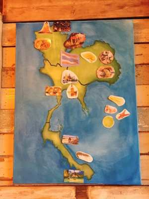 Thaikhun SIlverburn Cookery Class map
