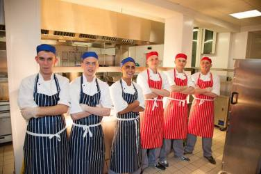 Yes Chef action for children 5pm