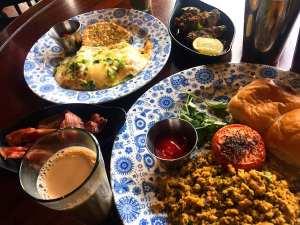 dishoom breakfast