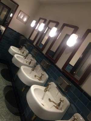 dishoom toilets edinburgh