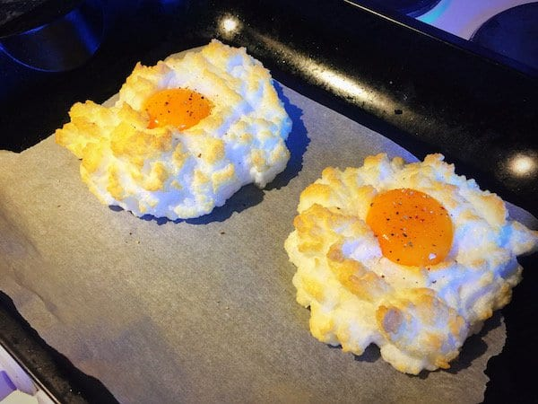 Recipe: Cloud Eggs how to make them
