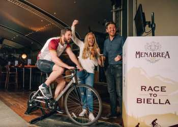 Glasgow food blog Foodie explorers menabrea giro D'italia