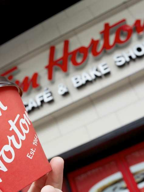 Tim Hortons Glasgow