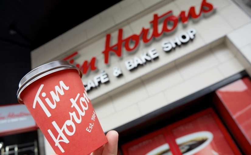 Second AND a third Tim Hortons for Glasgow!