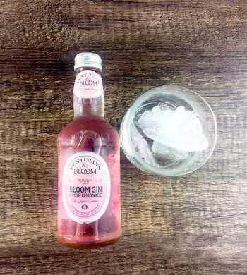Fentimans Bloom Gin Rose Lemonade
