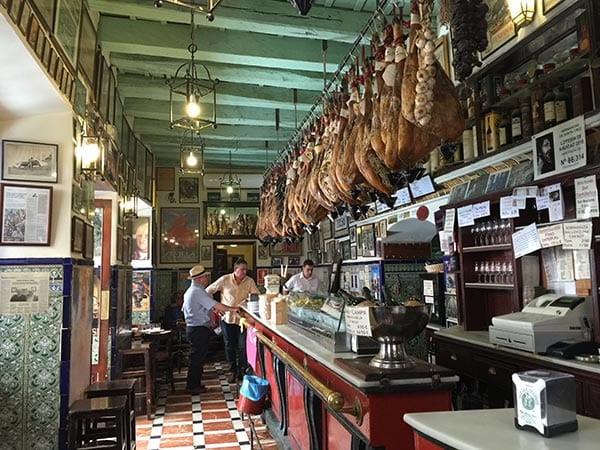 Travel: Tapeo tapas tour around Seville