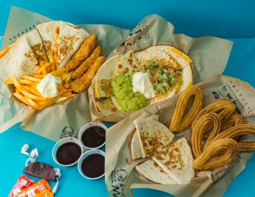 Taco Bell Glasgow new opening