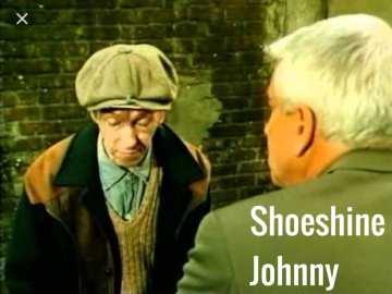 Shoeshine Johnny